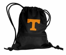 Tennessee Volunteers Black String Pack / Backpack