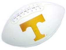 Tennessee Volunteers Full Size Signature Embroidered Football