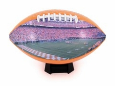 Tennessee Volunteers Full Size Stadium Football