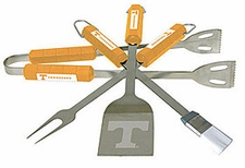 Tennessee Volunteers Grill BBQ Utensil Set
