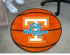 "Tennessee Volunteers Lady Vols 27"" Basketball Floor Mat"