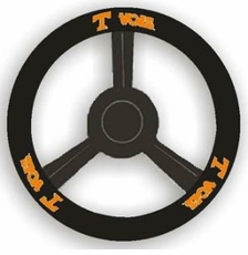 Tennessee Volunteers Leather Steering Wheel Cover