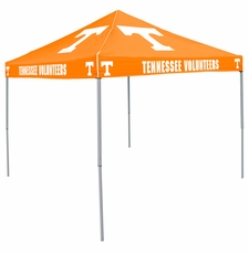 Tennessee Volunteers Orange Logo Canopy Tailgate Tent