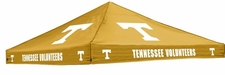 Tennessee Volunteers Orange Logo Tent Replacement Canopy