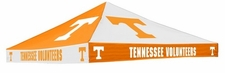 Tennessee Volunteers Orange / White Checkerboard Logo Tent Replacement Canopy