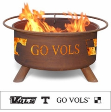Tennessee Volunteers Outdoor Fire Pit
