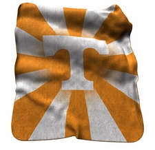 Tennessee Volunteers Raschel Throw