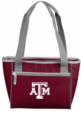 Texas A&M Aggies 16 Can Cooler Tote