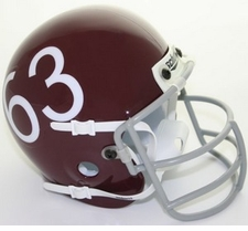 Texas A&M Aggies 1963 Schutt Throwback Mini Helmet