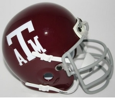 Texas A&M Aggies 1965-71 Schutt Throwback Mini Helmet
