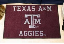 "Texas A&M Aggies 20""x30"" Starter Floor Mat"
