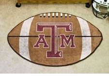 "Texas A&M Aggies 22""x35"" Football Floor Mat"