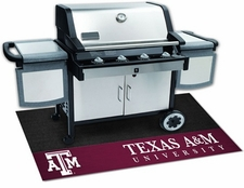 Texas A&M Aggies 26x42 Grill Mat