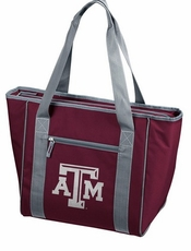 Texas A&M Aggies 30 Can Cooler Tote