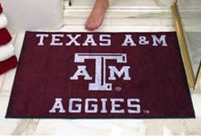 "Texas A&M Aggies 34""x45"" All-Star Floor Mat"