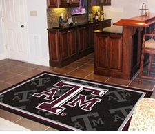 Texas A&M Aggies 4'x6' Floor Rug