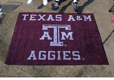 Texas A&M Aggies 5'x6' Tailgater Floor Mat