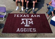 Texas A&M Aggies 5'x8' Ulti-mat Floor Mat