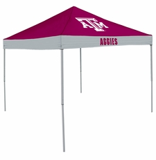 Texas A&M Aggies Economy 2-Logo Logo Canopy Tailgate Tent