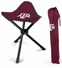 Texas A&M Aggies Folding Stool