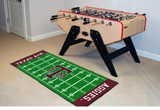 "Texas A&M Aggies Football Runner 30""x72"" Floor Mat"