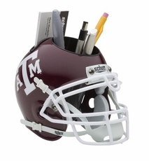 Texas A&M Aggies Helmet Desk Caddy
