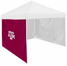 Texas A&M Aggies Maroon Side Panel for Logo Tents