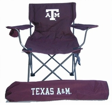 Texas A&M Aggies Rivalry Adult Chair