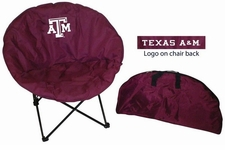 Texas A&M Aggies Round Sphere Chair