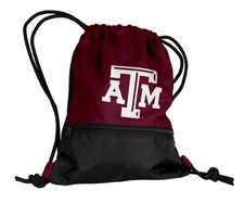 Texas A&M Aggies String Pack / Backpack