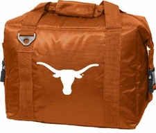 Texas Longhorns 12 Pack Small Cooler