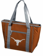 Texas Longhorns 30 Can Cooler Tote