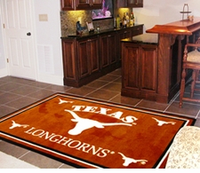 Texas Longhorns 4'x6' Floor Rug