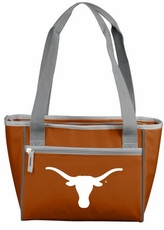 Texas Longhorns 8 Can Cooler Tote