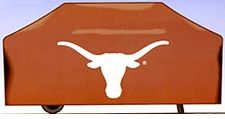 Texas Longhorns Economy Grill Cover