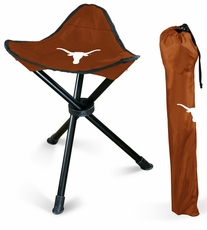 Texas Longhorns Folding Stool