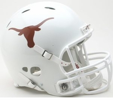 Texas Longhorns Riddell Revolution Authentic Helmet