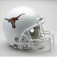 Texas Longhorns Riddell Pro Line Authentic Helmet