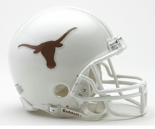 Texas Longhorns Riddell Replica Mini Helmet