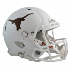 Texas Longhorns Riddell Revolution Speed Authentic Helmet