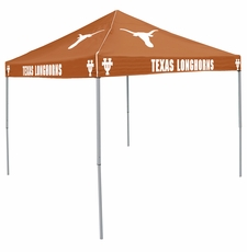 Texas Longhorns Rust Logo Canopy Tailgate Tent