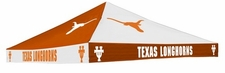 Texas Longhorns Rust / White Checkerboard Logo Tent Replacement Canopy