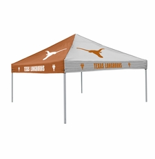 Texas Longhorns Rust / White Logo Canopy Tailgate Tent