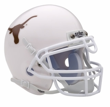 Texas Longhorns Schutt Authentic Mini Helmet