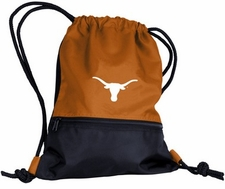 Texas Longhorns String Pack / Backpack