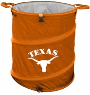 Texas Longhorns Tailgate Trash Can / Cooler / Laundry Hamper