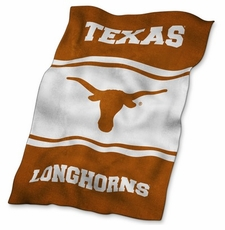 Texas Longhorns UltraSoft Blanket