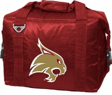 Texas State Bobcats 12 Pack Small Cooler