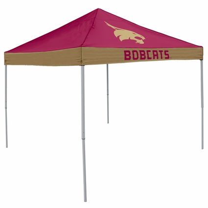 Texas State Bobcats Economy 2-Logo Logo Canopy Tailgate Tent