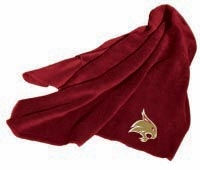 Texas State Bobcats Fleece Throw